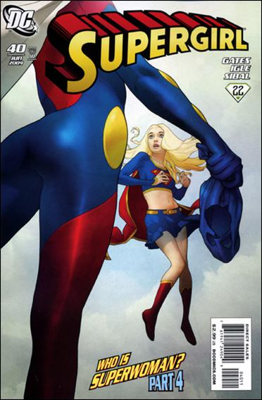 Supergirl (2005) 40-A by DC