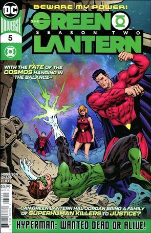 Green Lantern: Season Two 5-A