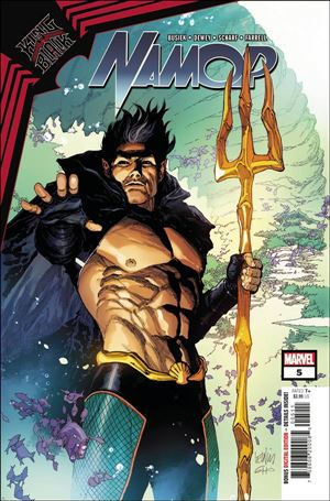 King in Black: Namor 5-A