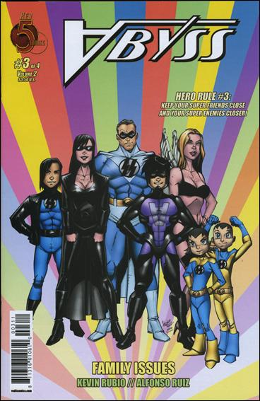 Abyss: Family Issues 3-A by Red 5 Comics