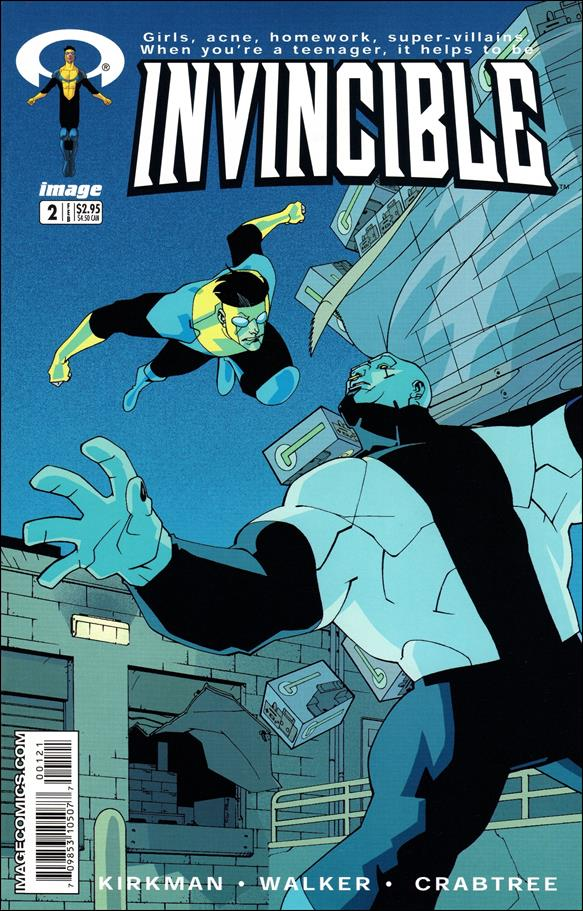 Invincible 2-A by Skybound Entertainment