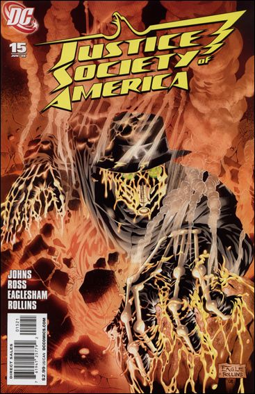 Justice Society of America (2007) 15-B by DC