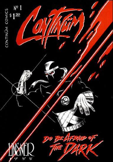 Continum 1-A by Continum Comics
