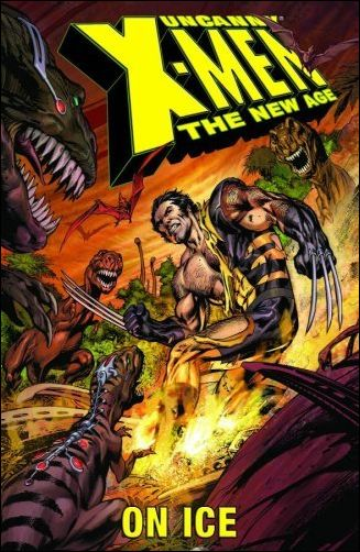 Uncanny X-Men: The New Age 3-A by Marvel