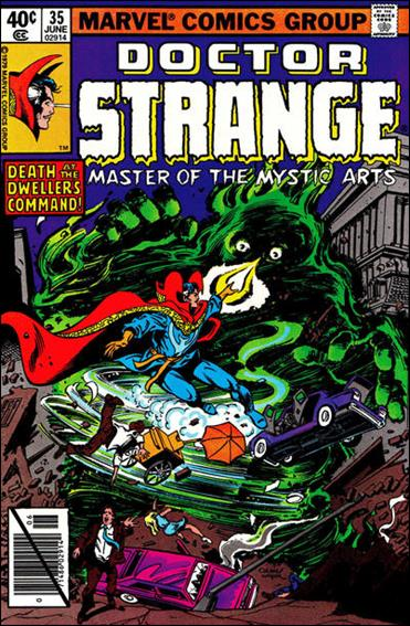 Doctor Strange (1974) 35-A by Marvel
