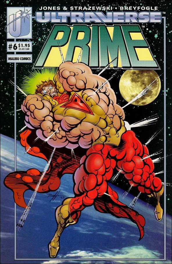 Prime (1993) 6-A by Malibu