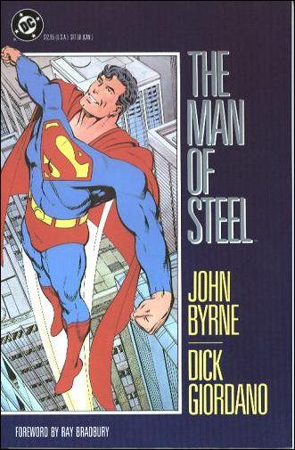 Superman: Man of Steel nn-D by DC