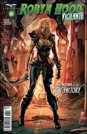 Robyn Hood: Vigilante 6-A