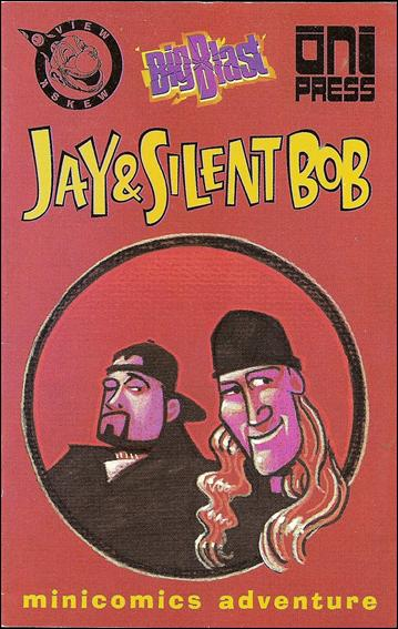 Jay & Silent Bob Minicomics Adventure nn-A by Oni Press