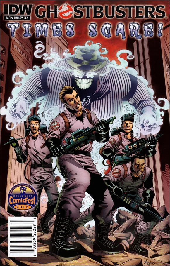 Ghostbusters: Times Scare! nn-A by IDW