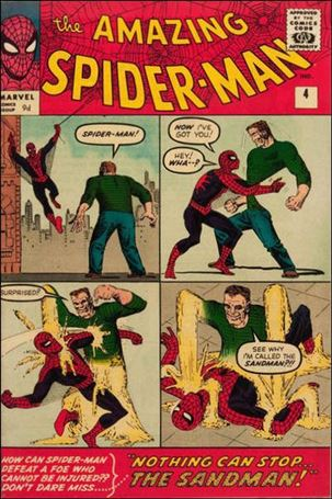 Amazing Spider-Man (1963) 4-B