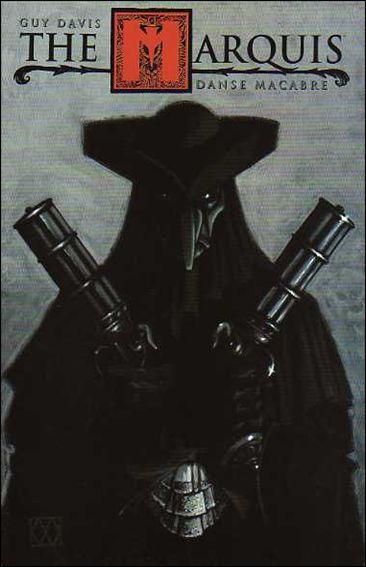 Marquis: Danse Macabre 1-A by Oni Press