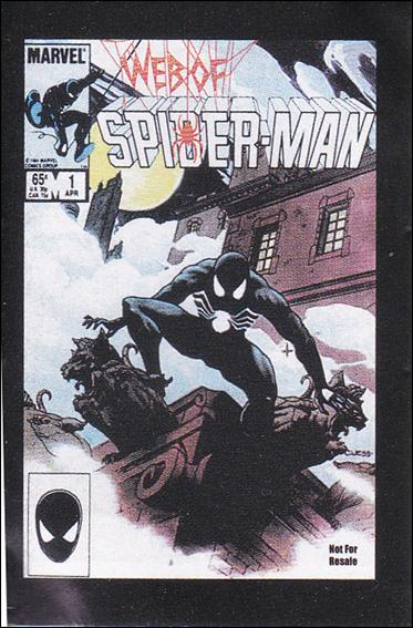 Web of Spider-Man (1985) 1-C by Marvel