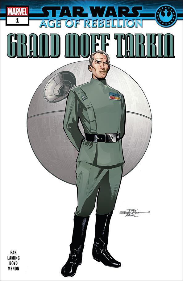 Star Wars: Age of Rebellion - Grand Moff Tarkin 1-A by Marvel