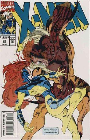 X-Men (1991) 28-A