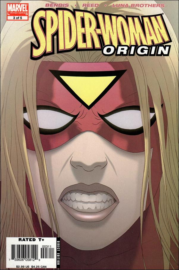 Spider-Woman: Origin 3-A by Marvel