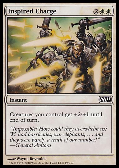 Magic the Gathering: 2011 Core Set (Base Set)19-A by Wizards of the Coast