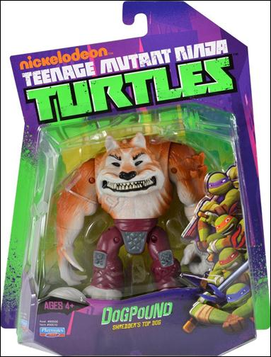 Teenage Mutant Ninja Turtles (2012) Dogpound by Playmates