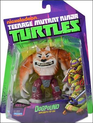 Teenage Mutant Ninja Turtles (2012) Dogpound