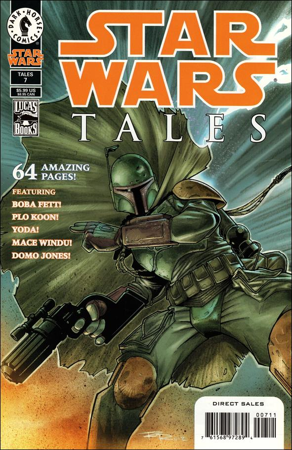 Star Wars Tales 7-A by Dark Horse