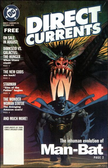 Direct Currents (1988) 91-A by DC