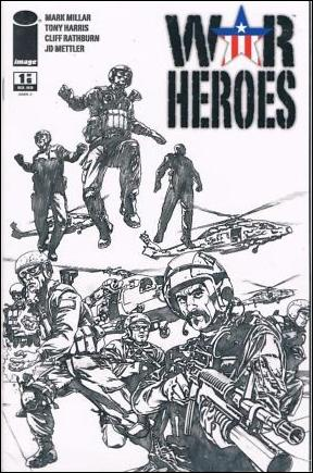 War Heroes (2008) 1-B by Image