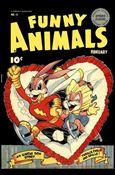 Fawcett's Funny Animals 15-A