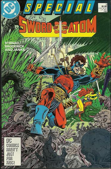 Sword of the Atom Special 3-A by DC