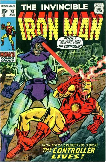 Iron Man (1968) 28-A by Marvel