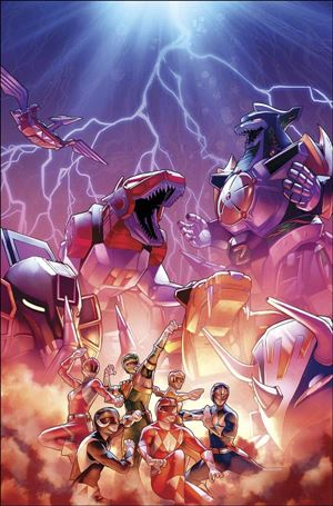 Mighty Morphin Power Rangers 14-A