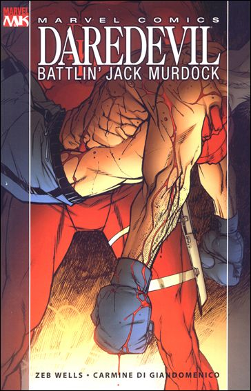 Daredevil: Battlin' Jack Murdock 1nn-A by Marvel