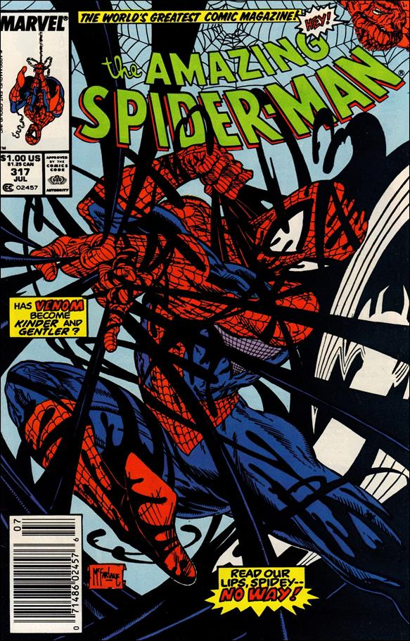 Amazing Spider-Man (1963) 317-A by Marvel