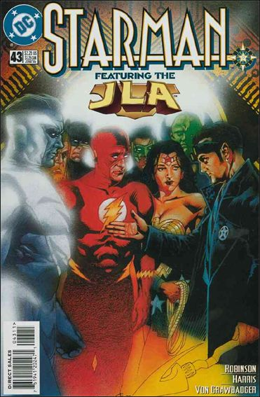 Starman (1994) 43-A by DC