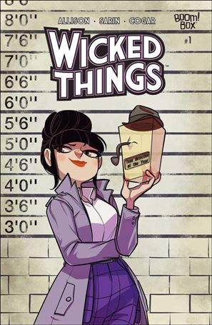 Wicked Things 1-A