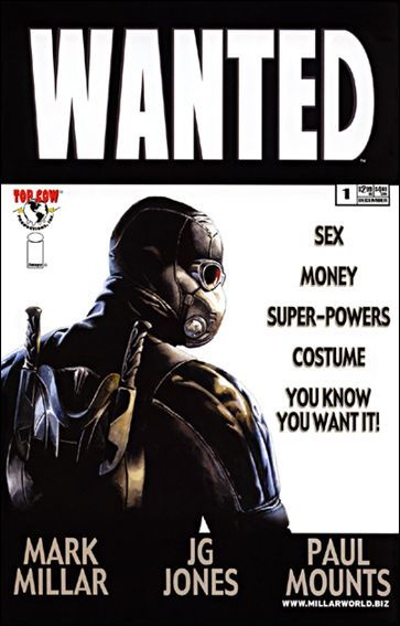 Wanted (2003) 1-C by Top Cow