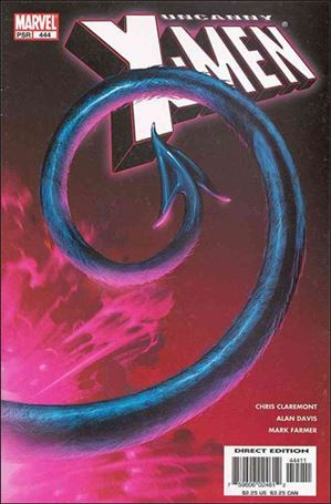 Uncanny X-Men (1981) 444-A