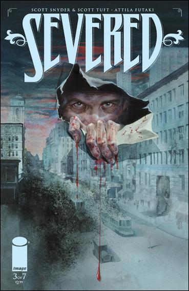 Severed 3-A by Image