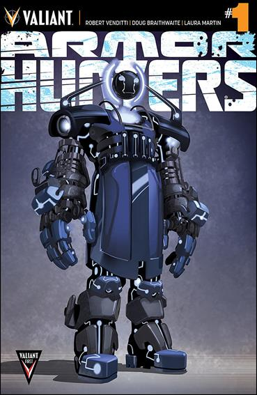 Armor Hunters 1-D by Valiant Entertainment
