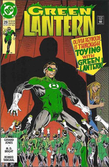 Green Lantern (1990) 29-A by DC