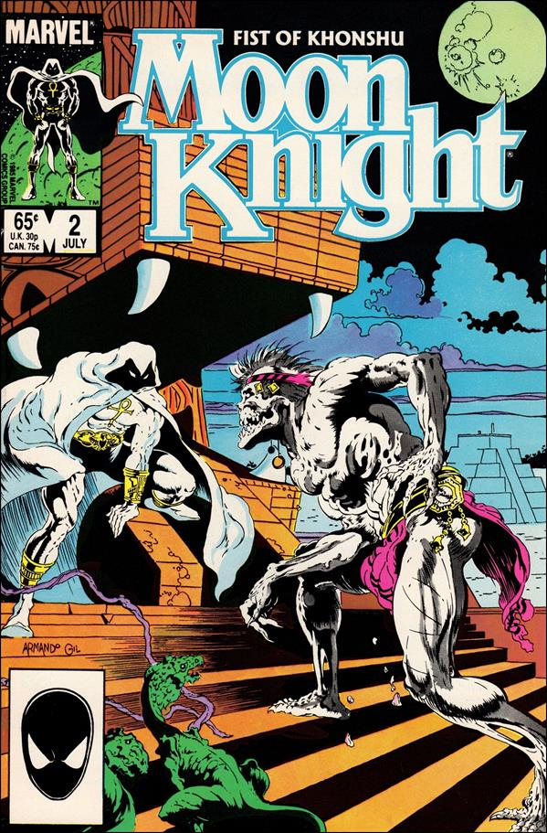 Moon Knight (1985) 2-A by Marvel