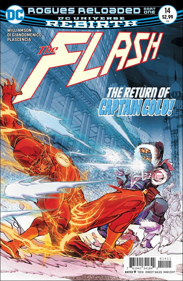 Flash (2016) 14-A by DC