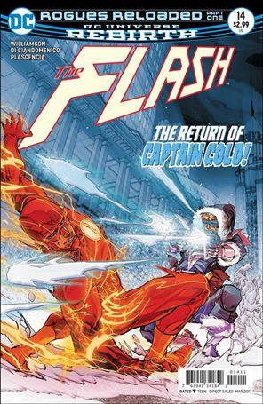 Flash (2016) 14-A