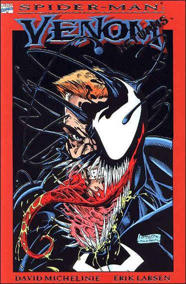 Spider-Man: Venom Returns 1-A by Marvel