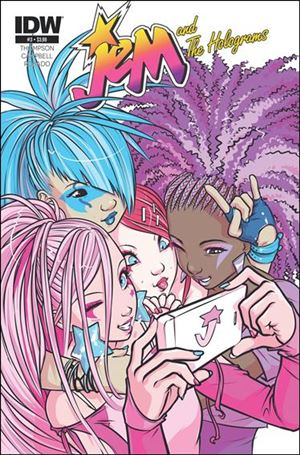 Jem & the Holograms 3-A