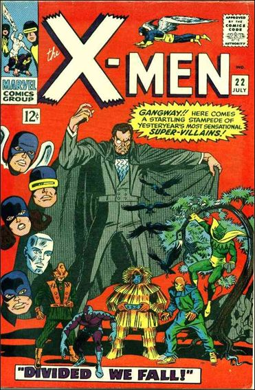X-Men (1963) 22-A by Marvel