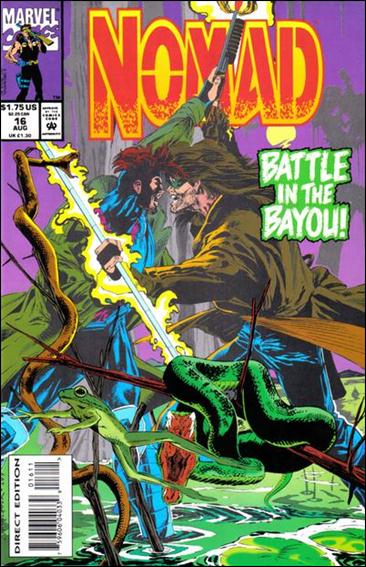 Nomad (1992) 16-A by Marvel