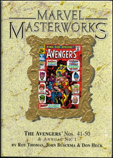 Marvel Masterworks: The Avengers 5-B by Marvel