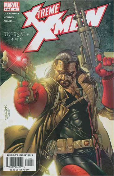 X-Treme X-Men (2001) 34-A by Marvel