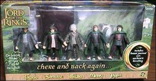 Lord of the Rings There and Back Again Box Set
