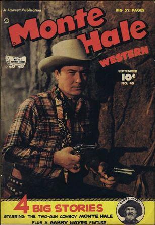 Monte Hale Western 40-A